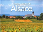 Quatre saisons en Alsace, four seasons in Alsace